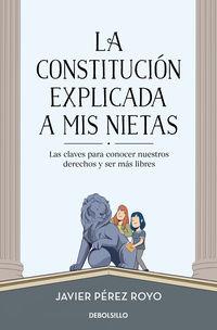 Constitucion Explicada A Mi Nietas, La - Las Claves Para Conocer Nuestros Derechos Y Ser Mas Libres - Javier Perez Royo