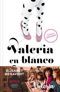VALERIA EN BLANCO Y NEGRO - VALERIA 3