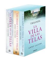 Trilogia Villa De Las Telas (estuche) - Anne Jacobs