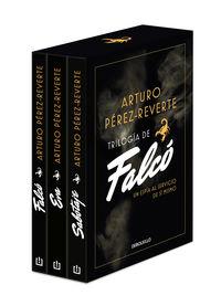 Trilogia Falco (estuche) - Arturo Perez-Reverte