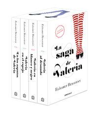 Saga Valeria (estuche) - Elisabet Benavent