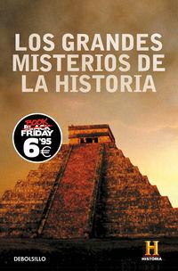 Los grandes misterios de la historia - Canal Historia