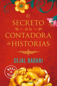El secreto de la contadora de historias - Sejal Badani