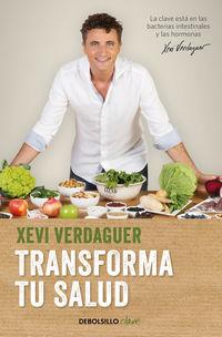 transforma tu salud - Xevi Verdaguer