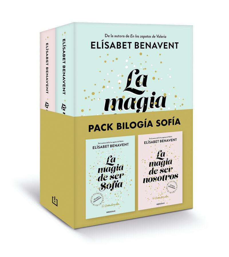 (PACK) BILOGIA SOFIA - MAGIA DE SER SOFIA + MAGIA DE SER NOSOTROS