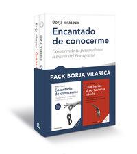 (pack) Borja Vilaseca - Encantado De Conocerme + Que Harias Si No Tuvieras Miedo - Borja Vilaseca