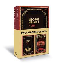 (pack) George Orwell - 1984 + Rebelion En La Granja - George Orwell