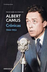 cronicas (1944-1953) - Albert Camus