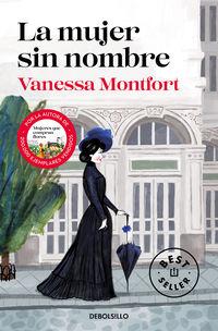 la mujer sin nombre - Vanessa Montfort