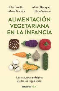 alimentacion vegetariana en la infancia - Julio Basulto