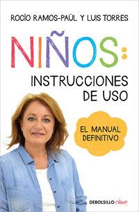 NIÑOS - INSTRUCCIONES DE USO