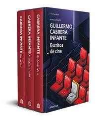 escritos de cine (estuche) - Guillermo Cabrera Infante