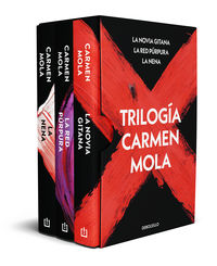 (estuche) trilogia carmen mola - Carmen Mola