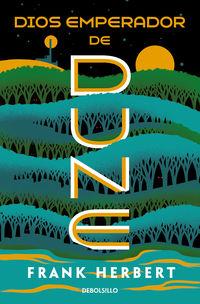 dios emperador de dune (las cronicas de dune 4) - Frank Herbert