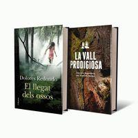 (PACK)  EL LLEGAT DELS OSSOS / GUIA BAZTAN