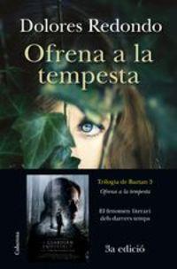 Ofrena A La Tempesta - Dolores Redondo