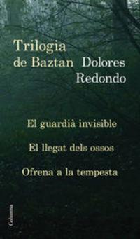 Trilogia De Baztan (pack) - Dolores Redondo