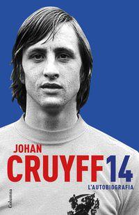 JOHAN CRUYFF 14 - L'AUTIBIOGRAFIA
