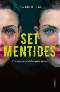 Set Mentides - Elizabeth Kay