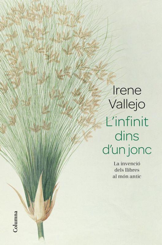 L'INFINIT DINS D'UN JONC - LA INVENCIO DELS LLIBRES AL MON ANTIC