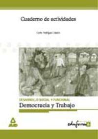 ESA - CUADERNO DE TRABAJO DEMOCRACIA Y TRABAJO