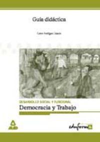 ESA - GUIA DIDACTICA DEMOCRACIA Y TRABAJO