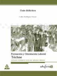 GM - GUIA DIDACTICA FORMACION Y ORIENTACION LABORAL
