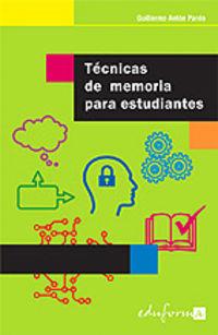 TECNICAS DE MEMORIA PARA ESTUDIAR