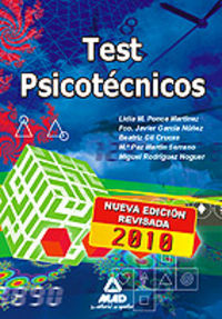 TEST PSICOTECNICOS