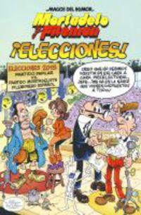 MAGOS DEL HUMOR MORTADELO 179 - ¡ELECCIONES!