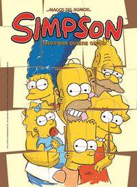 Magos Del Humor Simpson 52 - Duffman Quiere Oiros - Matt Groening