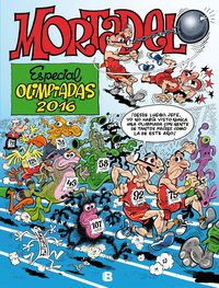 Mortadelo Y Filemon - Especial Olimpiadas 2016 - Francisco Ibañez Talavera