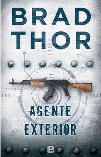 El agente exterior - Brad Thor