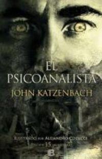 Psicoanalista, El (ed. Ilustrada) - John Katzenbach / Alejandro Colucci (il. )