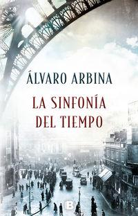 La sinfonia del tiempo - Alvaro Arbina