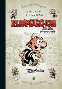 ROMPETECHOS (INTEGRAL)