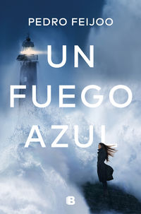 Un fuego azul - Pedro Feijoo