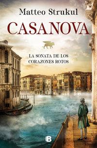 CASANOVA - LA SONATA DE LOS CORAZONES ROTOS
