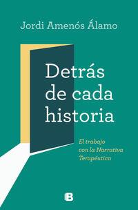 detras de cada historia - Jordi Amenos Alamo