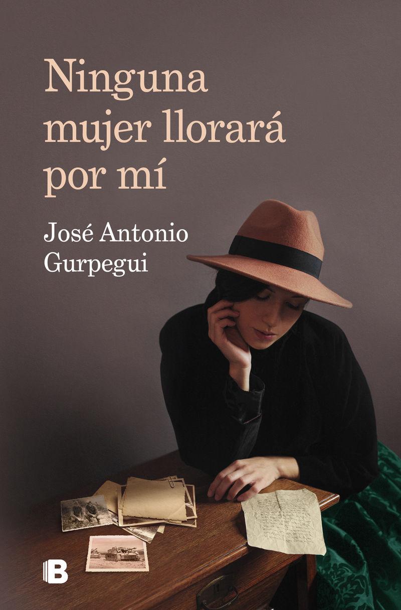 ninguna mujer llorara por mi - Jose Antonio Gurpegui
