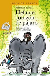 ELEFANTE CORAZON DE PAJARO