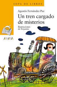 TREN CARGADO DE MISTERIOS, UN