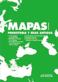 ESO - HISTORIA CUAD. - PREHISTORIA Y EDAD ANTIGUA