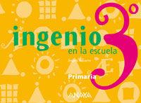Ep 3 - Ingenio En La Escuela - Aa. Vv.