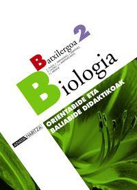 BATX 2 - BIOLOGIA GIDA