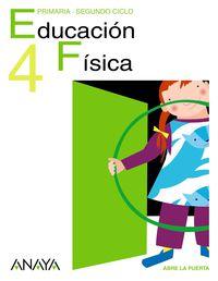EP 4 - EDUC. FISICA ABRE LA PUERTA