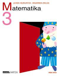 Lh 3 - Matematika - Ireki Atea - Batzuk