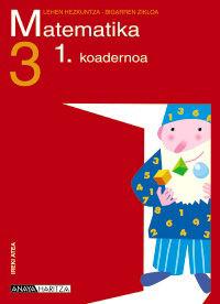 Lh 3 - Matematika Koad. 1 - Ireki Atea - Batzuk