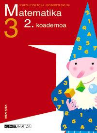 Lh 3 - Matematika Koad. 2 - Ireki Atea - Batzuk