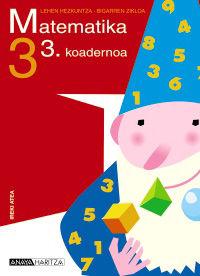 Lh 3 - Matematika Koad. 3 - Ireki Atea - Batzuk